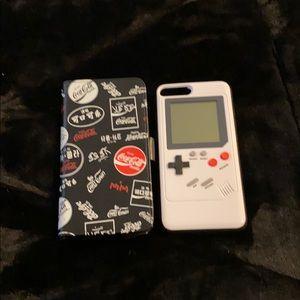 Phone cases 8+
